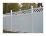 Duramax Privacy Fence